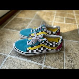 Vans Low Checkered 80s VHS